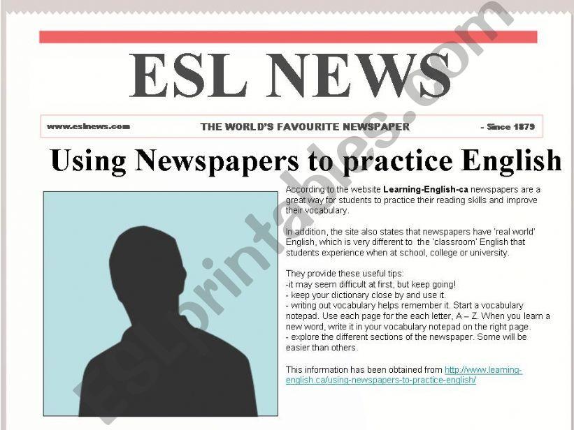 Understanding Newspaper Articles