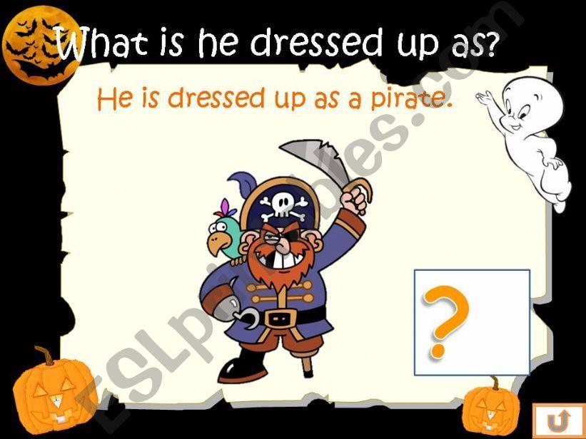 Halloween Monster Bounty part 2
