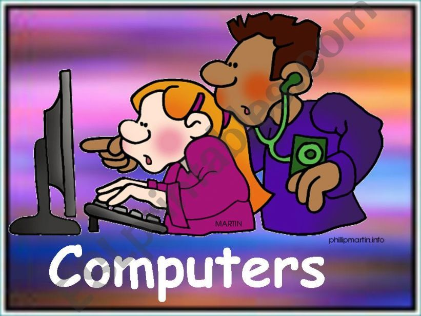 Computers powerpoint