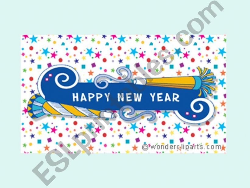 New Year´s Eve - Happy New Year (editable)