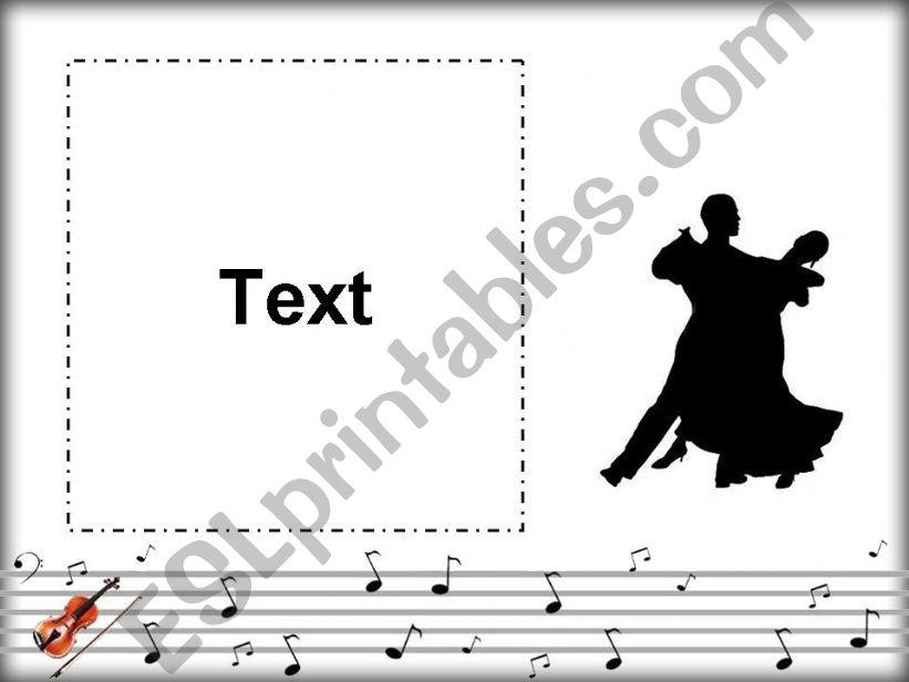 Music powerpoint
