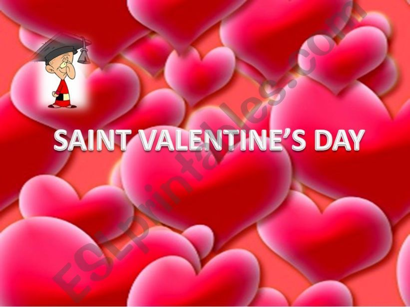 Saint Valentine´s day powerpoint