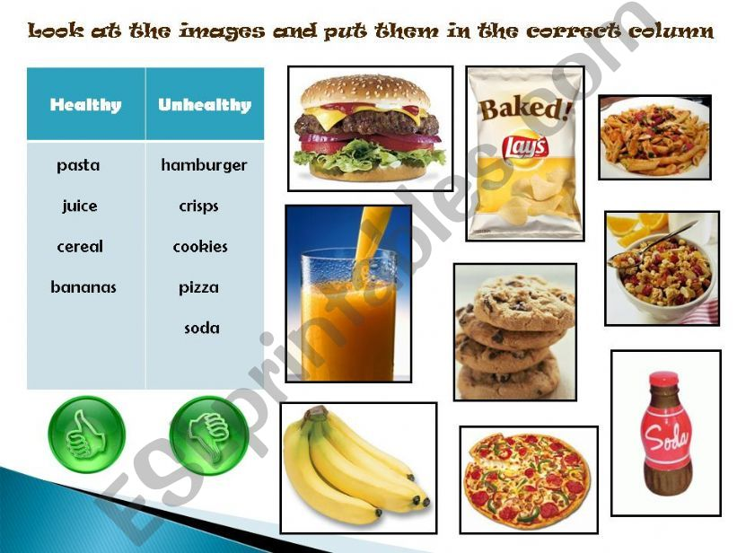 Food (Containers, some/any/a/an) Part 1