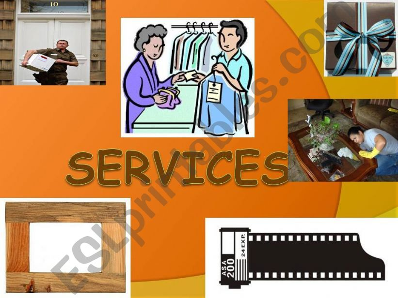 SERVICES - powerpoint