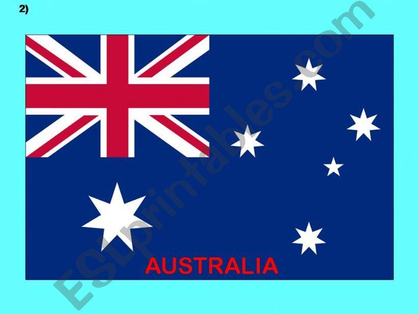 Australia Part 1 powerpoint