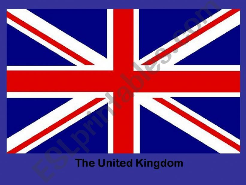 The United Kingdom  First Part