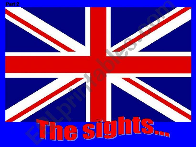 The United Kingdom Part 2 powerpoint