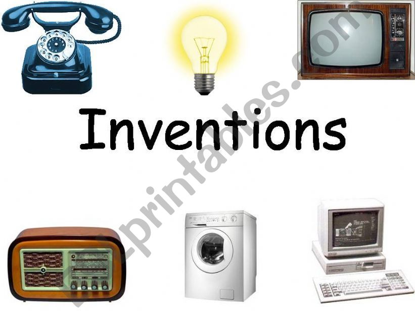 weird inventions powerpoint
