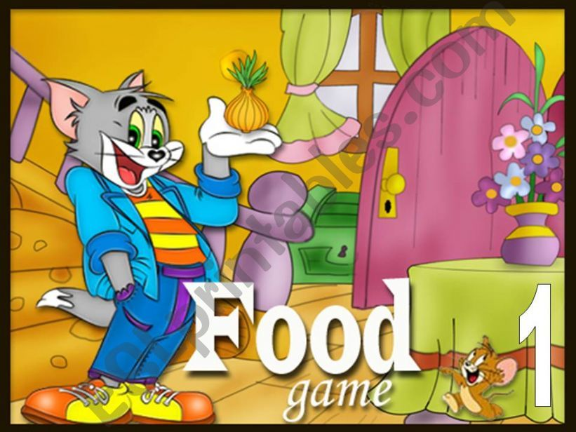 FOOD game Part 1 (4) powerpoint