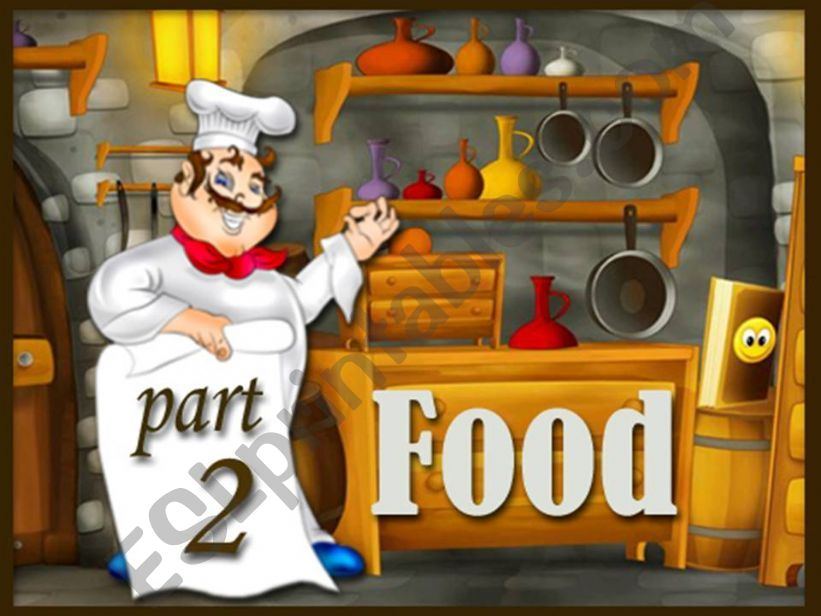 FOOD game Part 2 (4) powerpoint