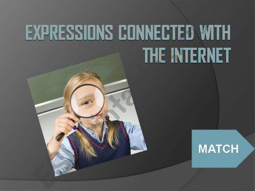 Internet  powerpoint