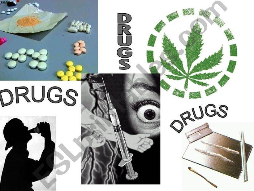 Drugs powerpoint