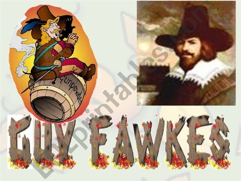 Guy Fawkes powerpoint