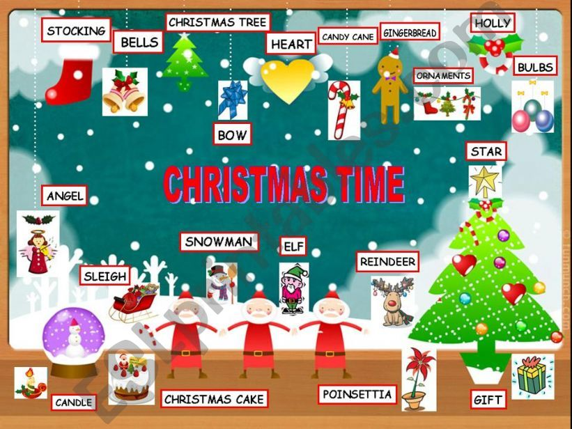 Christmas Time powerpoint