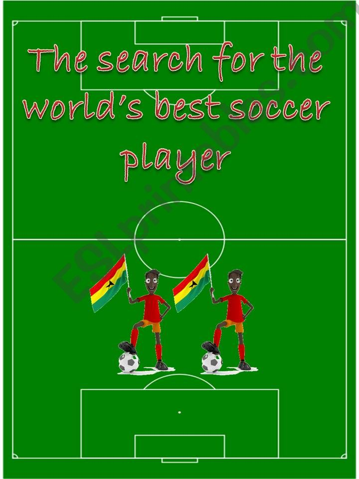Searching for the best soccer player in the world - Mini Project