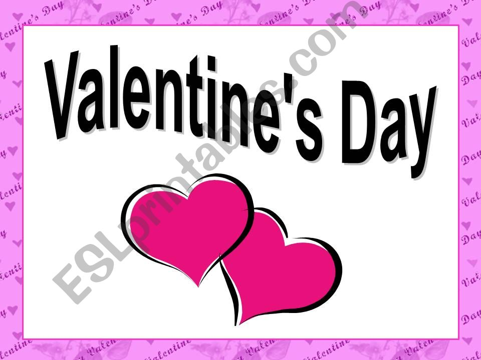The History of Valentine´s day