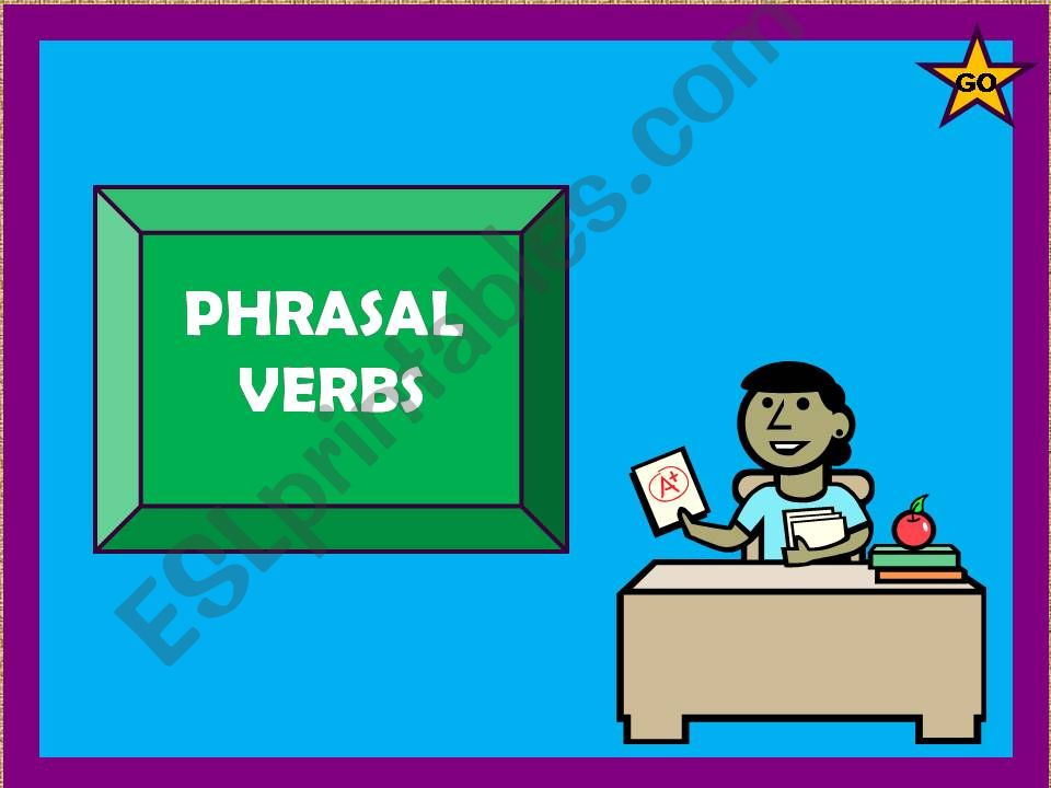 Phrasal Verbs powerpoint