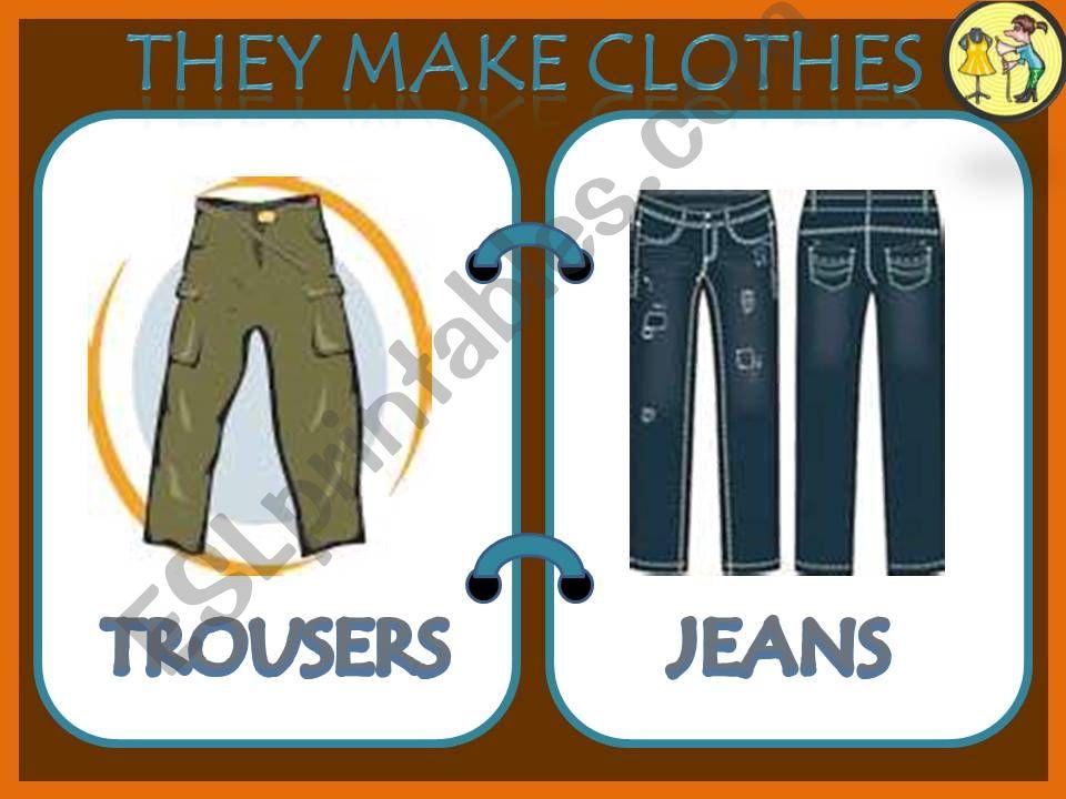 Get dressed - Part three powerpoint