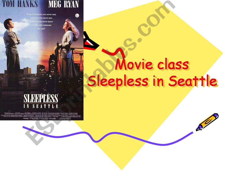 Sleepless in Seattle powerpoint