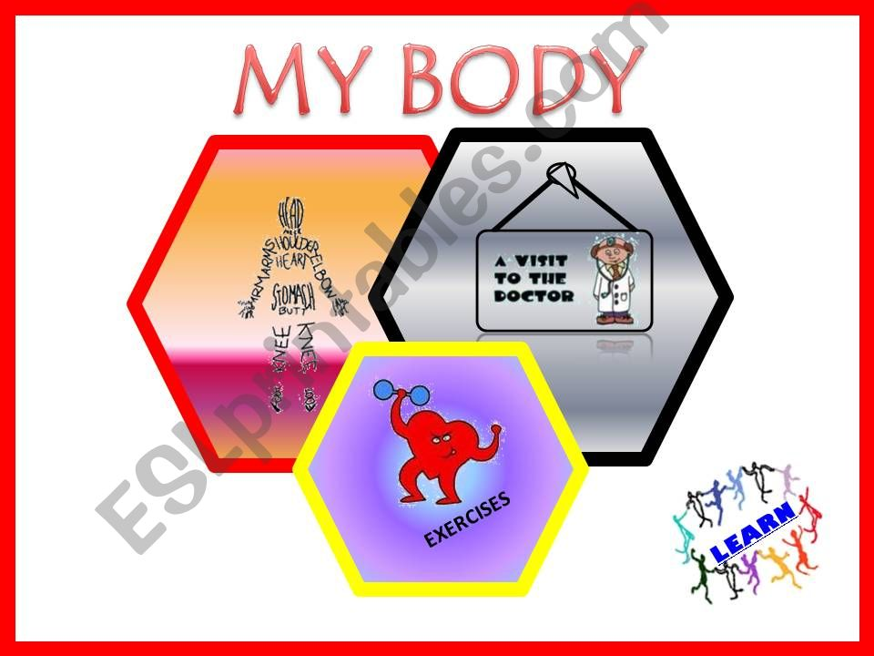 The body  (part one) powerpoint