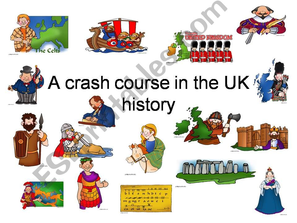 A crash course in the uk history - Part 1