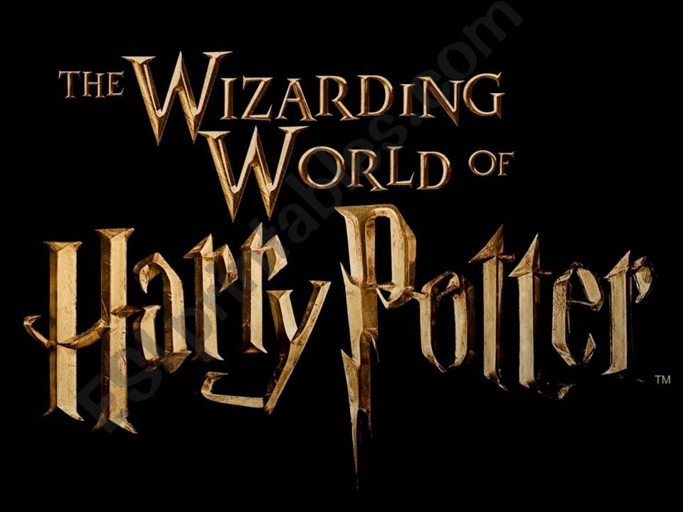 Harry potter- possessive adjectives