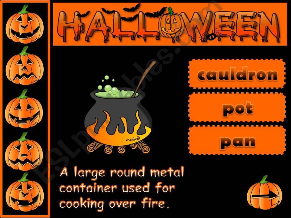 Halloween - game (1) powerpoint