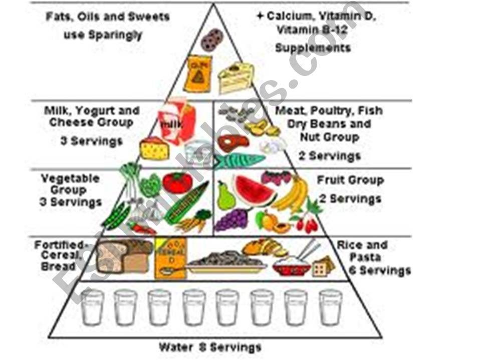 My Plate Servings