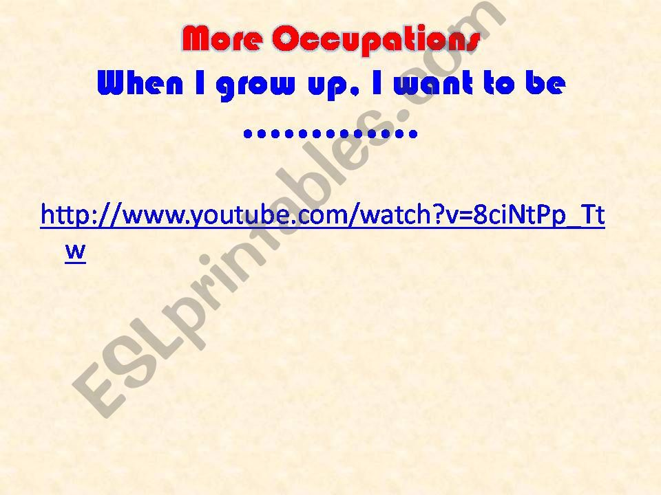 Jobs,  aticles, subject pronouns and verb to be