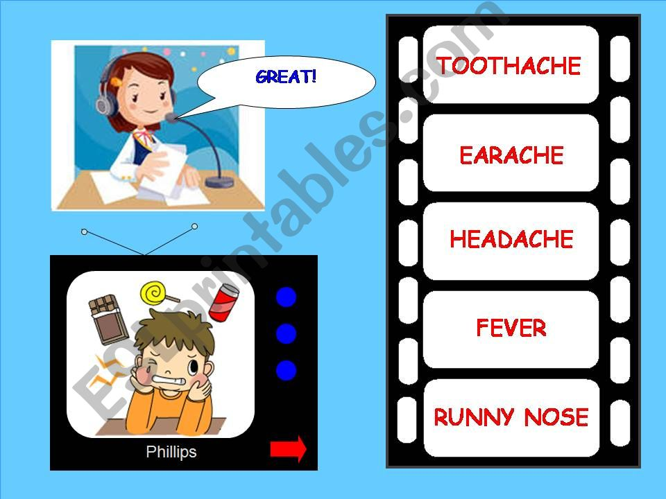 ILLNESSES powerpoint