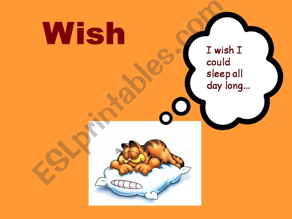 Wish powerpoint
