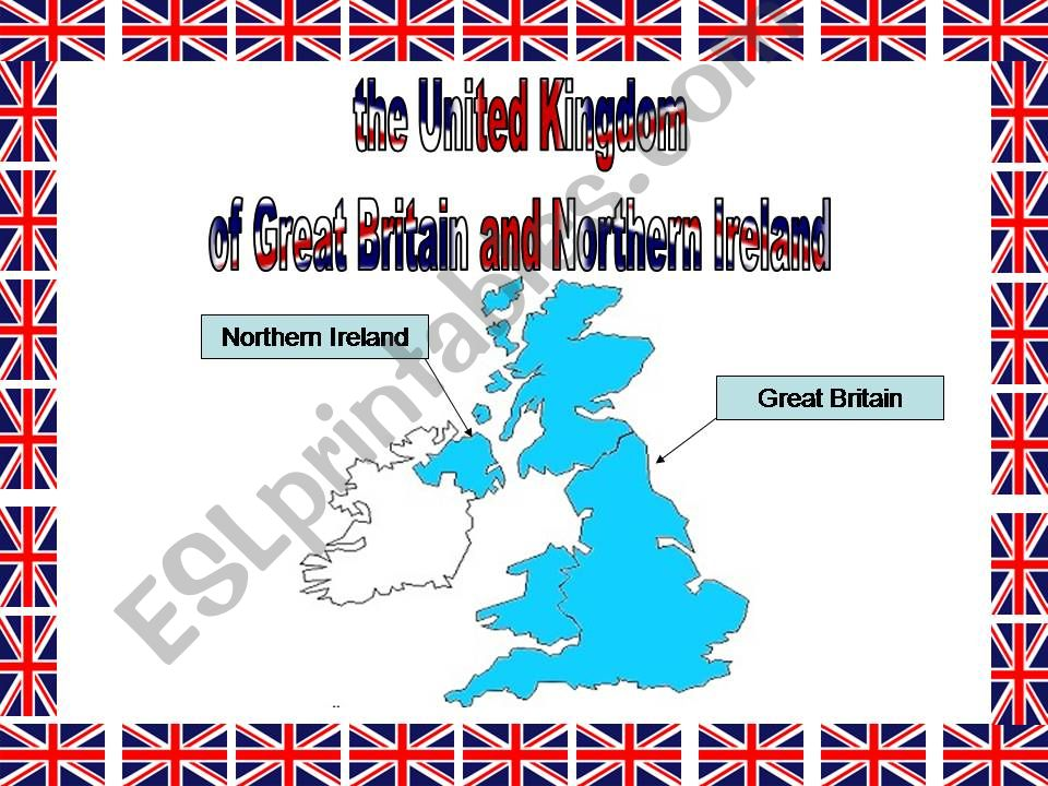 The United Kingdom powerpoint