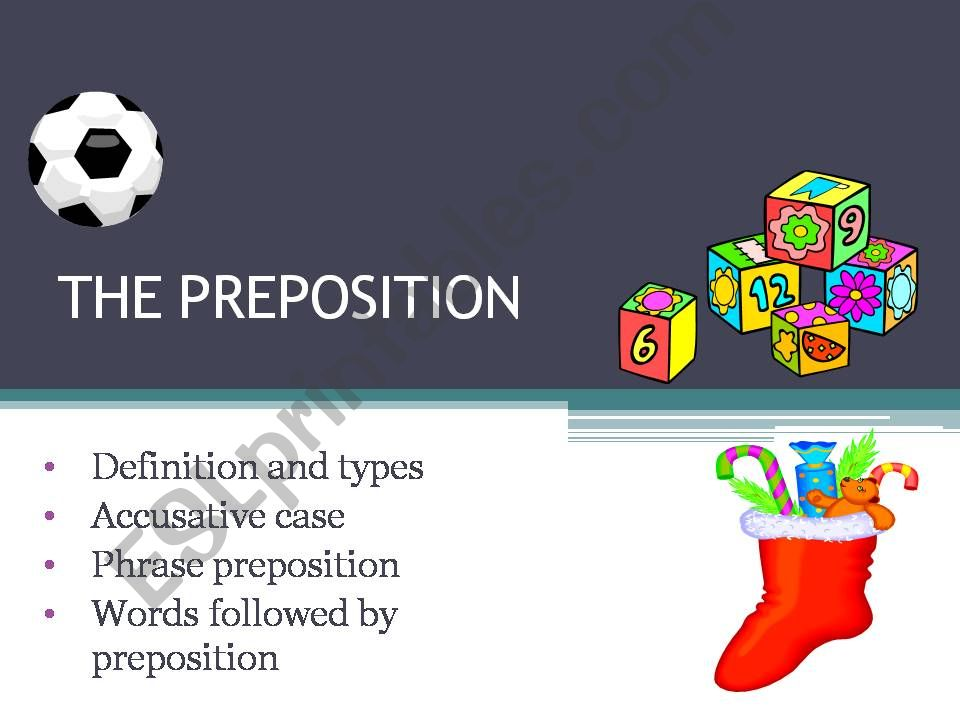 the preposition powerpoint