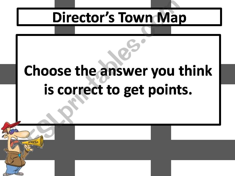 Guessing Directions powerpoint