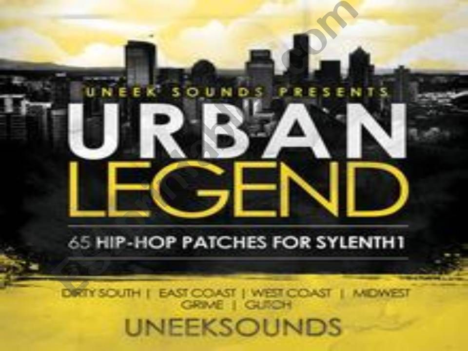 Urban Legends defined with discussion questions