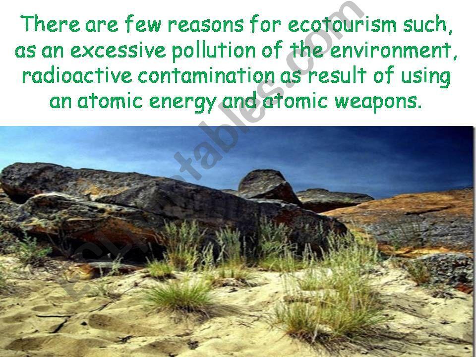 Ecotourism in Ukraine. Part 2 o 2