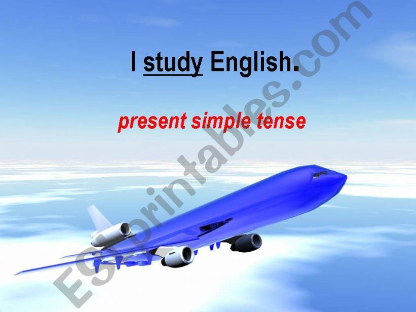 Revision of  Tenses powerpoint