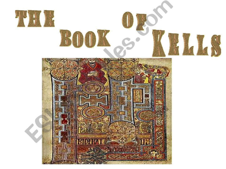 The book of Kells powerpoint