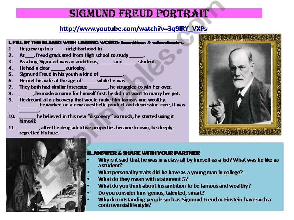 THE GIFTED_ SIGMUND FREUD (PART 2)