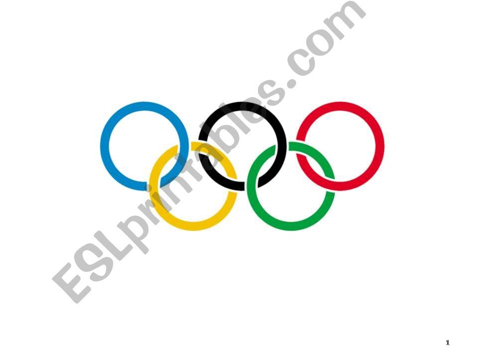 SOCHI WINTER OLYMPICS powerpoint