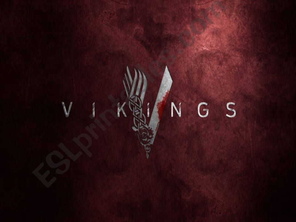 The Viking Age  powerpoint