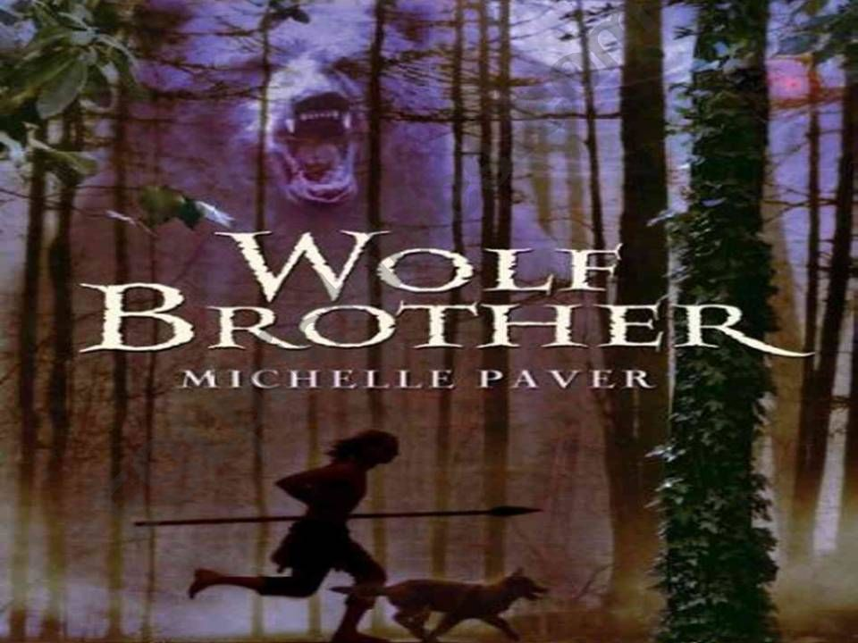 Wolf Brother  powerpoint