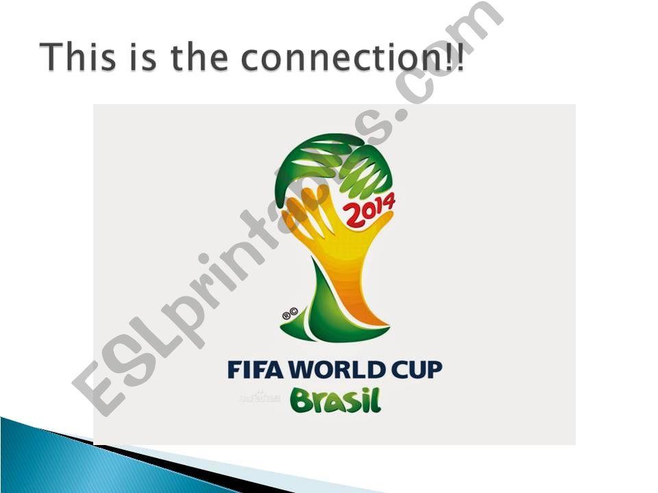 INTEGRATED SKILLS ACTIVITY 2: BRAZIL 2014