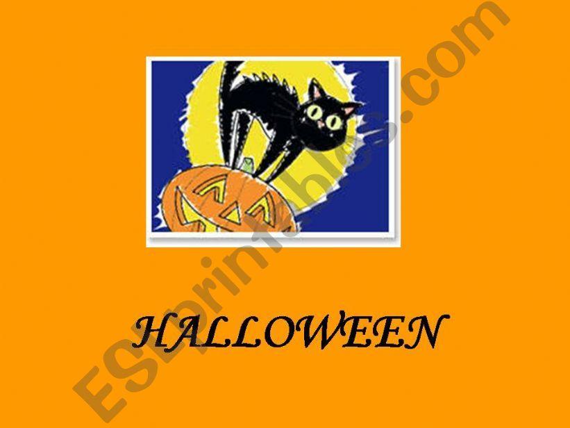 Halloween: Powerpoint powerpoint
