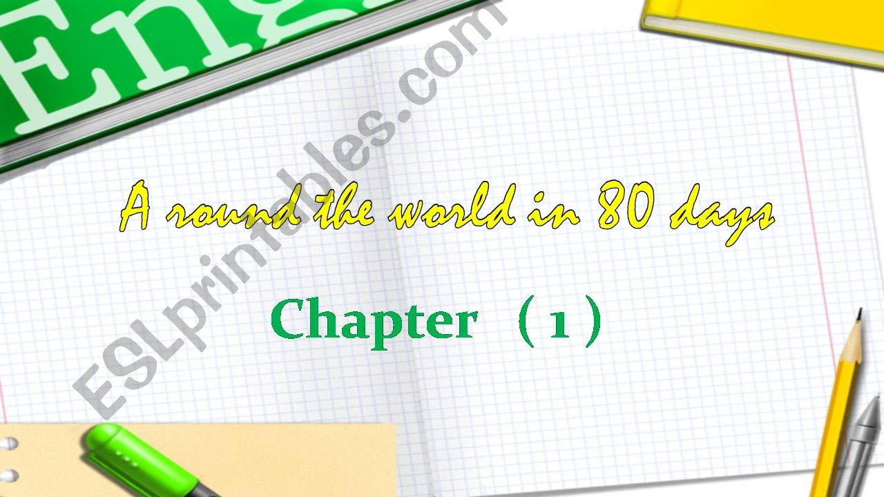 a round the world in 80 days  powerpoint