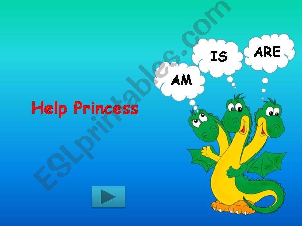 Help Princess powerpoint