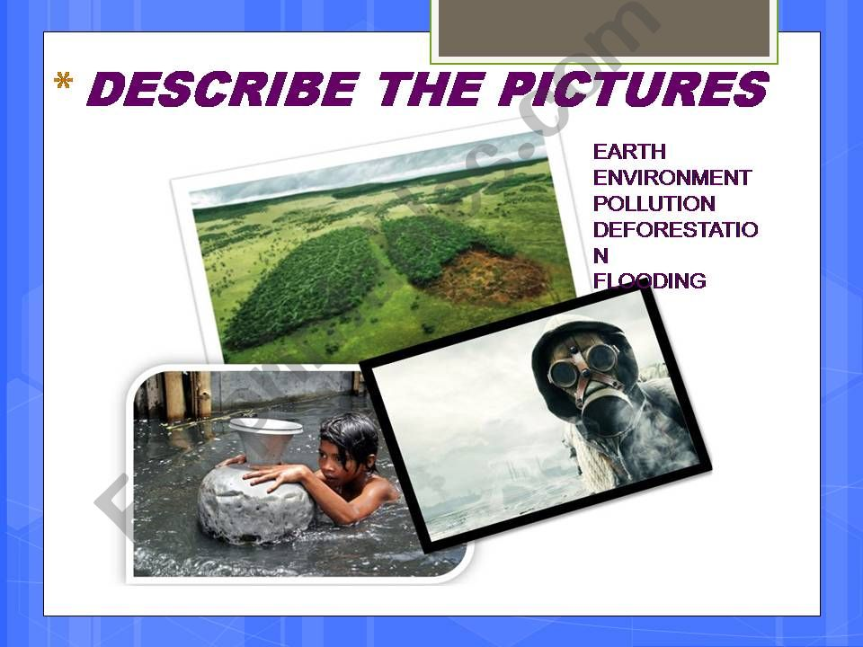 Describe a picture! powerpoint
