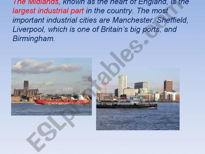 Discover England - part 2 powerpoint