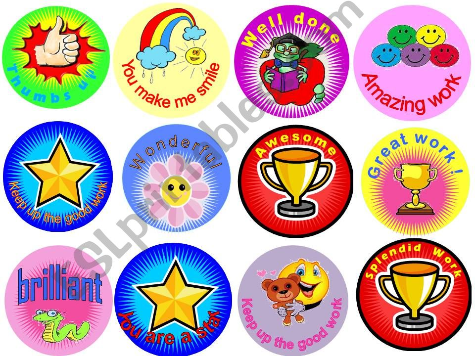 Rewards for students powerpoint