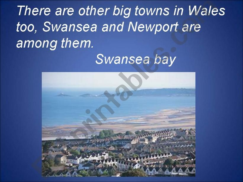 Wales powerpoint
